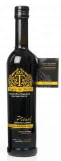 1.Ekstra deviško oljčno olje Pagos de Toral