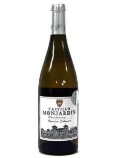 Belo vino Castillo Monjardín Chardonnay Fermentado en Barrica