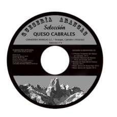 Cabrales sir Pepe Bada, Selección Cabrales