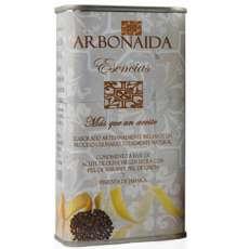 Olivno olje Arbonaida, Esencias Tedeum