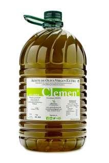 Olivno olje Clemen, 5 en rama