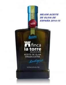 Olivno olje Finca la Torre