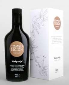 Olivno olje Melgarejo, Premium Composición