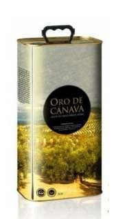 Olivno olje Oro de Cánava