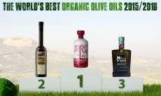 Olivno olje World's best organic olive oils pack