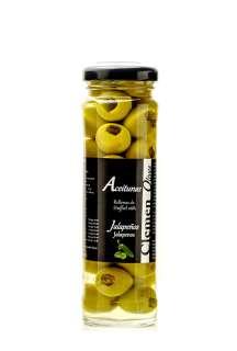 Oljke Clemen, Olives-Jalapeños