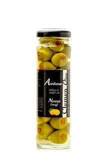 Oljke Clemen, Olives-Naranja