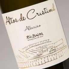 Rdeče vino Altos de Cristimil