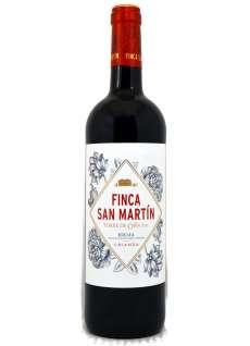 Rdeče vino Finca San Martín
