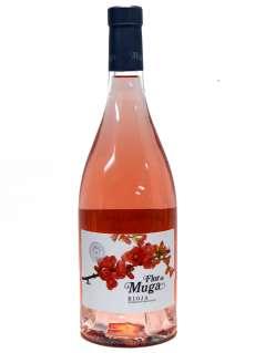 Rdeče vino Flor de Muga Rosado