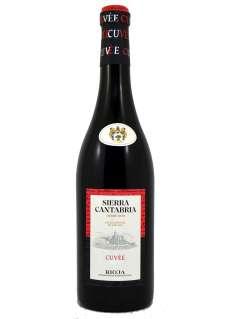 Rdeče vino Sierra Cantabria Cuvee Especial