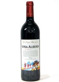 Rdeče vino Viña Alberdi