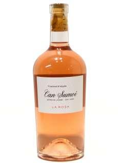 Rosé vina Can Sumoi La Rosa