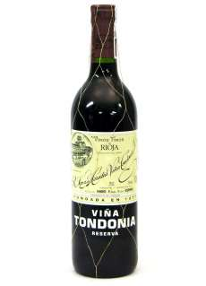 Vino Viña Tondonia